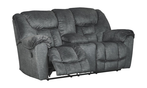 Capehorn Granite Reclining Loveseat