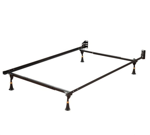 Bed Frame with Legs Twin Full