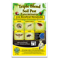 Triple Blend Soil Pest Exterminator