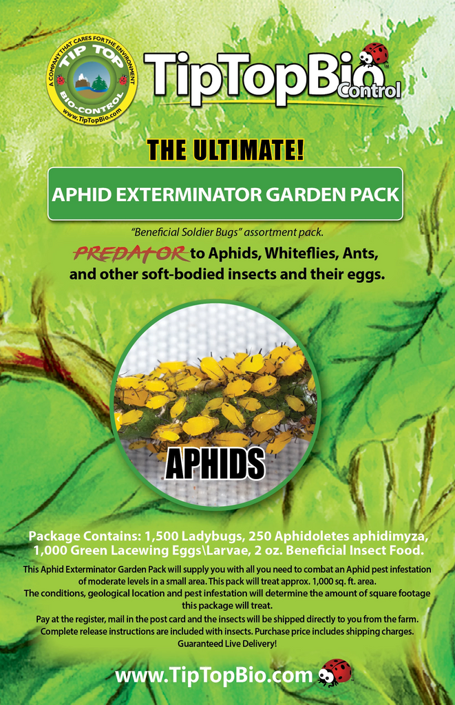 Aphid Exterminator - Mail Back