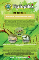 Greenhouse Garden Pack - Mail Back