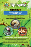 Grub Exterminator - Mail Back