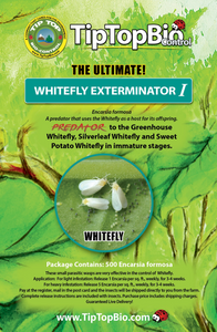 Whitefly Exterminator II - Mail Back