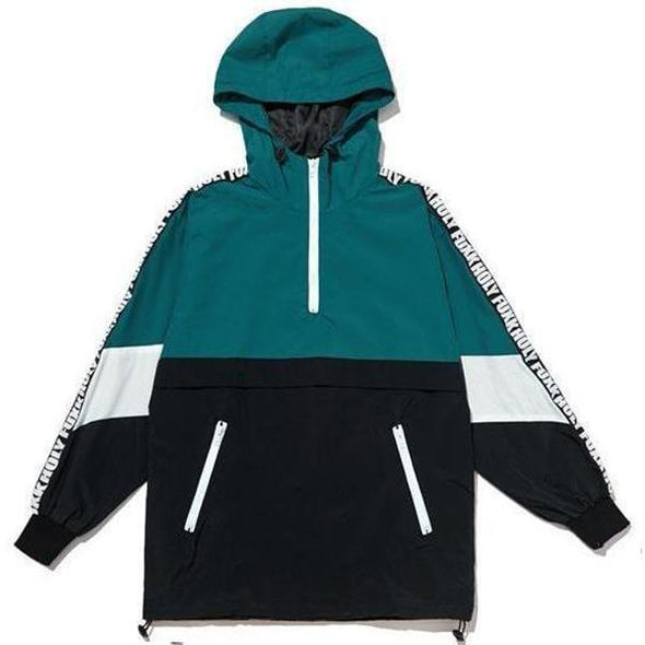 HOLY F*** WINDBREAKER
