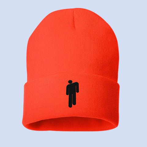 3c3e545d Blohsh Orange Beanie + Digital Album – Billie Eilish | Store