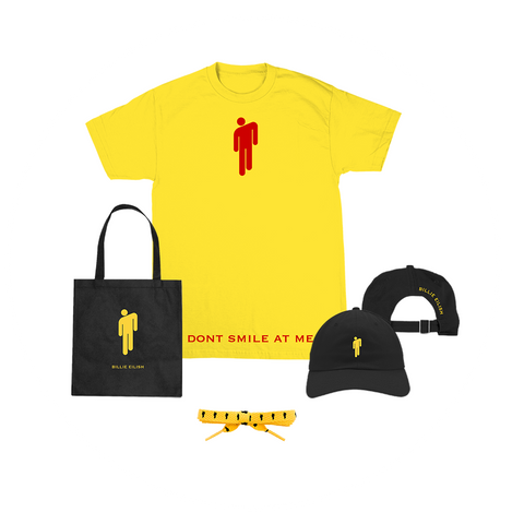 Super Deluxe Fan Bundle + EP (COPYCAT T-Shirt)