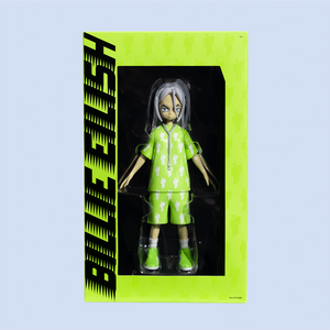 BILLIE EILISH X TAKASHI MURAKAMI LIMITED EDITION VINYL FIGURE