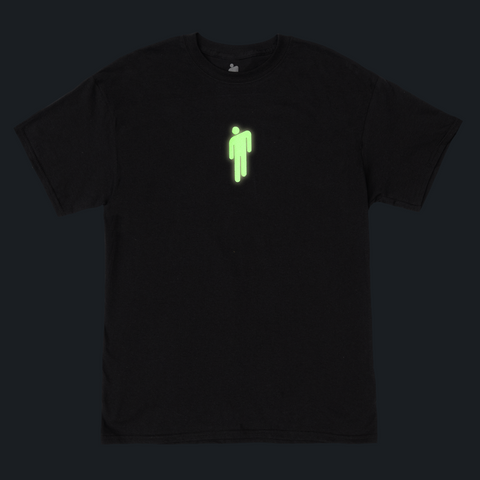 BE GLOW IN THE DARK T-SHIRT + DIGITAL ALBUM