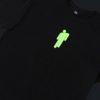 BE GLOW IN THE DARK T-SHIRT