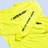 """dont smile at me"" YELLOW LONG SLEEVE + DIGITAL ALBUM"