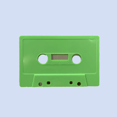 (EXCLUSIVE) LIME GREEN CASSETTE + DIGITAL ALBUM
