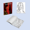 Billie Eilish Coloring Book + Digital PDF