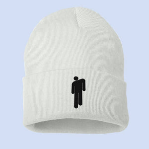 BLOHSH WHITE BEANIE + DIGITAL ALBUM