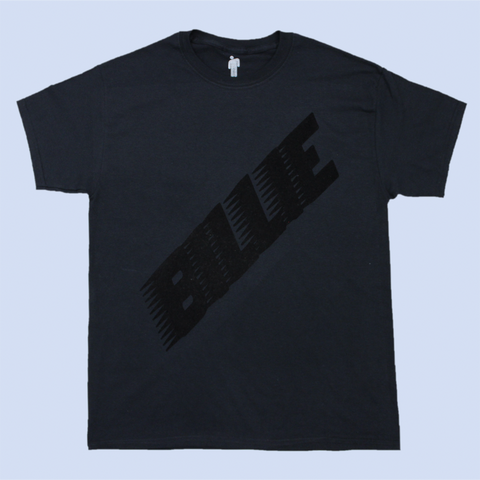 BLACK BILLIE TEE + DIGITAL ALBUM