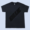 BLACK BILLIE TEE