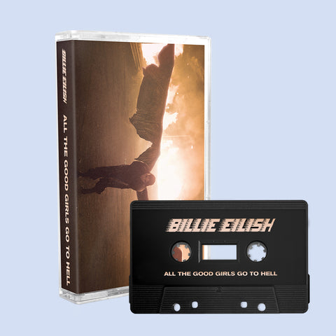 """all the good girls go to hell"" CASSETTE"