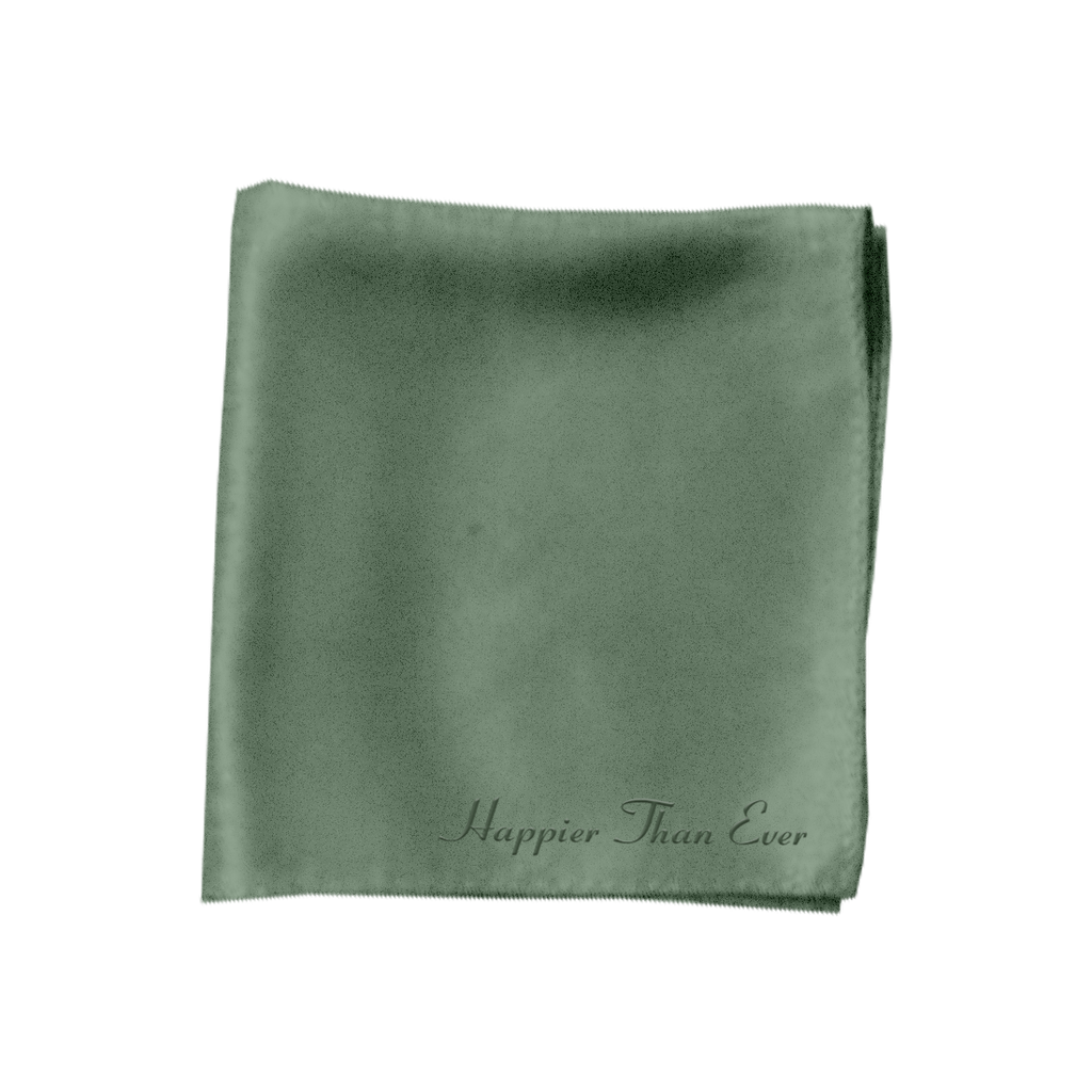 Happier Than Ever Satin Scarf