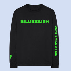 DON'T SMILE AT ME BLACK LONG SLEEVE + DIGITAL ALBUM