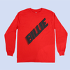 RED BILLIE LONG SLEEVE
