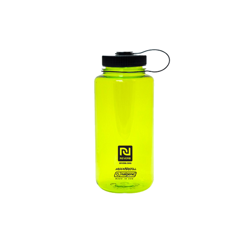 billie #rocknrefill spring green water bottle