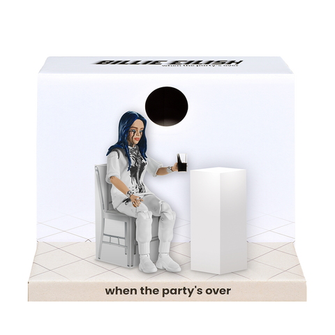 When The Party's Over Figure