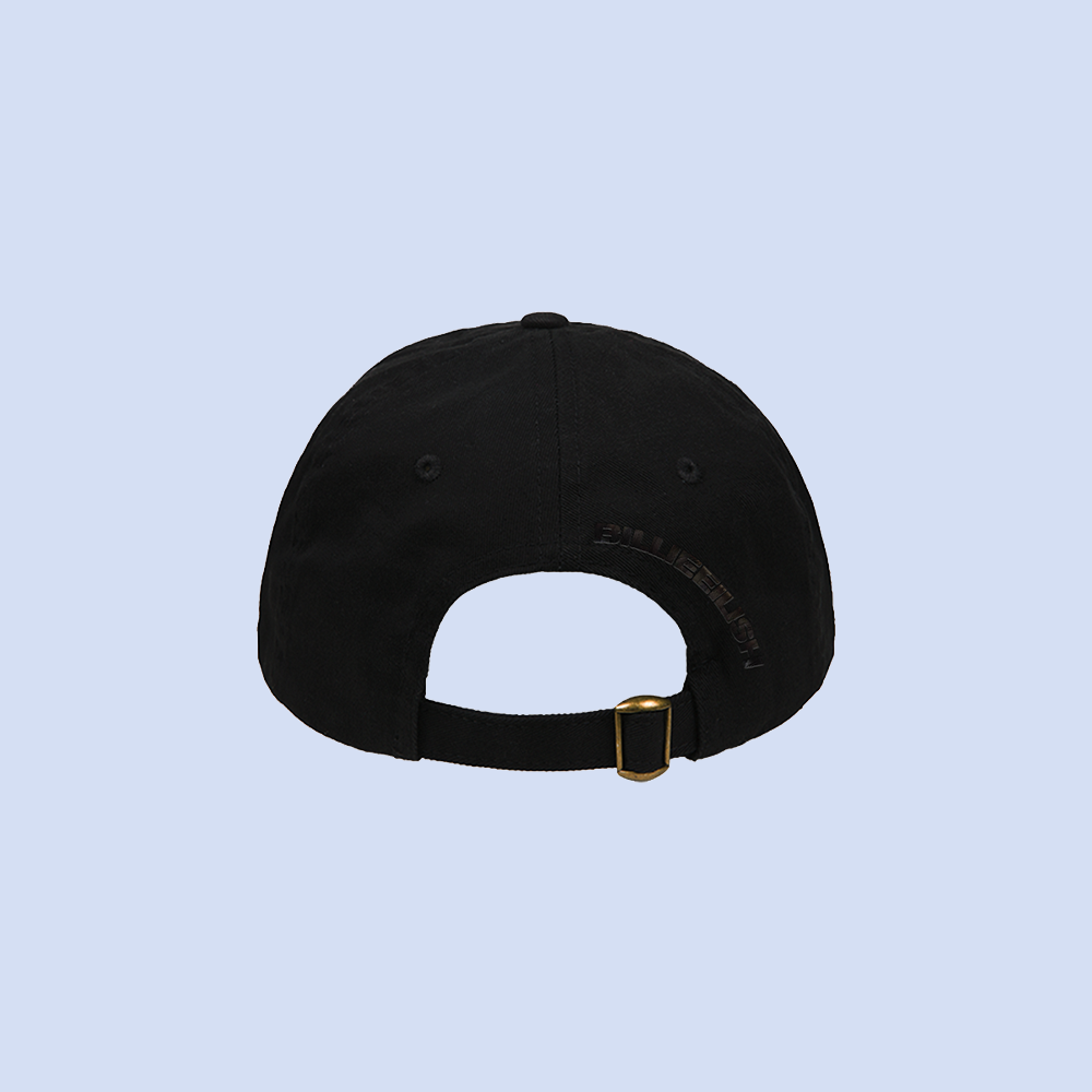 BLACK BLOHSH DAD HAT