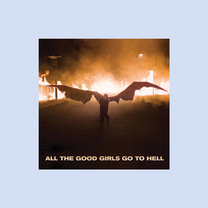 """all the good girls go to hell"" FLEXI DISC + DIGITAL SINGLE"