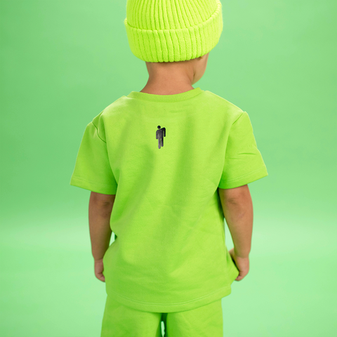 """BILLIE T-SHIRT"" GREEN"