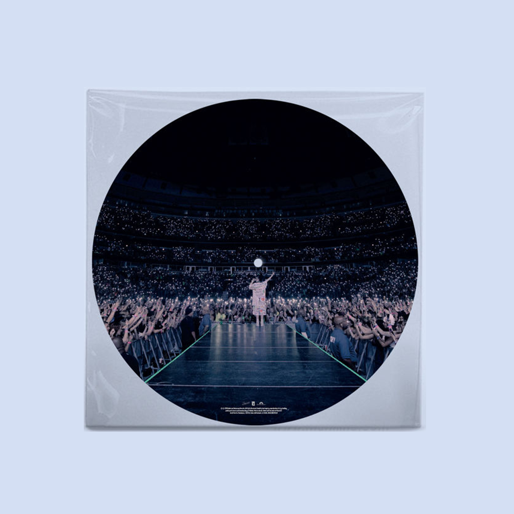 'WHEN WE ALL FALL ASLEEP, WHERE DO WE GO?' PICTURE DISC + DIGITAL ALBUM