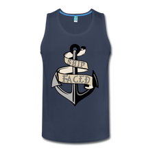 Load image into Gallery viewer, Ship Faced - Men's Tank Top-CruiseHabit