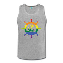 Load image into Gallery viewer, CruiseHabit LGBTQ+ Pride & Equality Shirt - Net Proceeds Go to Charity - Men's Tank-CruiseHabit