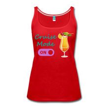 Load image into Gallery viewer, Cruise Mode 'On' - Tropical Cruise Women's Tank Top-CruiseHabit