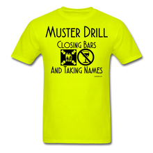 Load image into Gallery viewer, Muster Drill Shirt - Men's T-Shirt-CruiseHabit