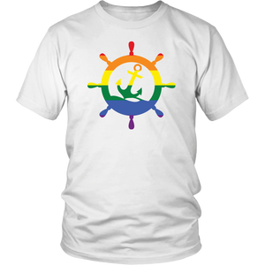 CruiseHabit LGBTQ+ Pride & Equality Shirt - Net Proceeds Go to Charity