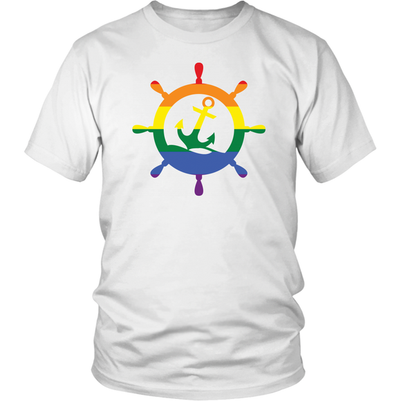 CruiseHabit LGBTQ+ Pride & Equality Shirt - Net Proceeds Go to Charity-CruiseHabit