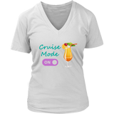 Cruise Mode 'On' - Tropical Cruise Shirt - Various Styles-CruiseHabit
