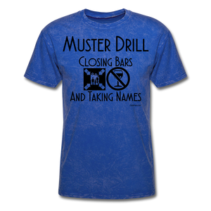 Muster Drill Shirt - Men's T-Shirt-CruiseHabit