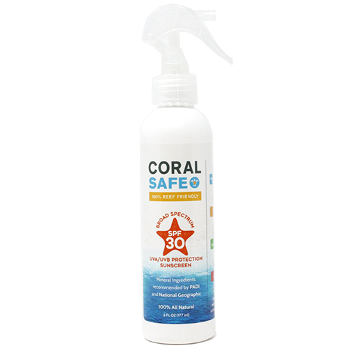 Coral Safe SPF 30 Biodegradable Spray Sunscreen Lotion - CruisieHabit Cruise Accessories & Gear