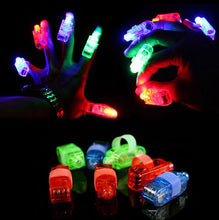Load image into Gallery viewer, LED Finger Lights for Cruise Glow Parties-CruiseHabit