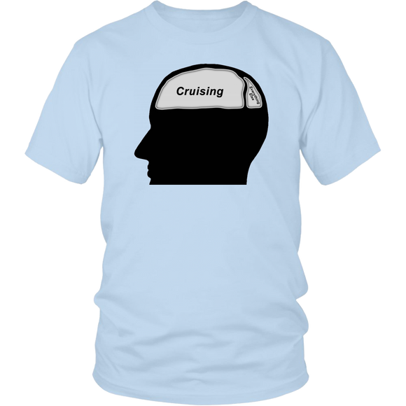 Cruising on the Brain - CruisieHabit Cruise Accessories & Gear