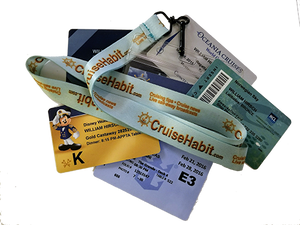 CruiseHabit.com Cruise Lanyard & Card Holder-CruiseHabit