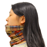 Super Soft Neck Support Travel Pillow/Scarf - Machine Washable-CruiseHabit