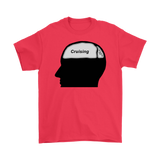 Cruising on the Brain T-Shirt (Men's) - CruisieHabit Cruise Accessories & Gear