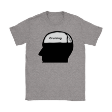 Load image into Gallery viewer, Cruising on the Brain - Women's T-Shirt-CruiseHabit