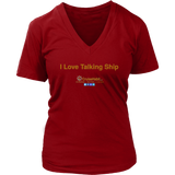 I Love Talking Ship - CruiseHabit Shirt in Various Styles - CruisieHabit Cruise Accessories & Gear