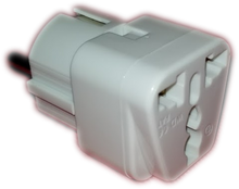 Load image into Gallery viewer, Power Adapter - Gain an additional power outlet in your stateroom-CruiseHabit
