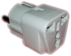 Power Adapter - Gain an additional power outlet in your stateroom-CruiseHabit