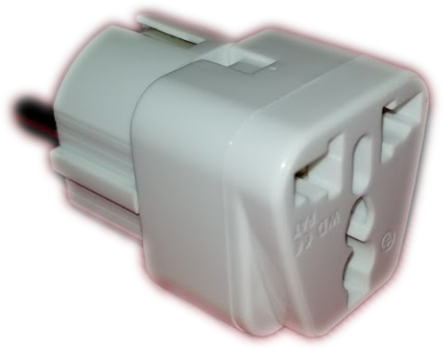 Power Adapter - Gain an additional power outlet in your stateroom - CruisieHabit Cruise Accessories & Gear