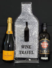 Load image into Gallery viewer, Wine Carrier - Safely Pack Wine or other Bottles in Suitcases or Bags - 2 Pack-CruiseHabit
