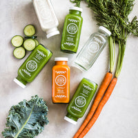 Organic Cold Pressed Juice - photo by Erin Alvarez: The Almond Eater